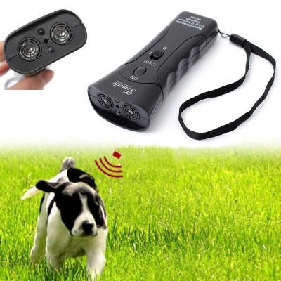 Aparat ultrasunete Anti Caini Dog Chaser de alungare sau dresaj foto