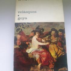 JOSE ORTEGA Y GASSET VELAZQUEZ GOYA - Biografie
