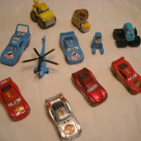 Disney Pixar Cars - Hasbro - 10 figurine masinute de metal - lot 2