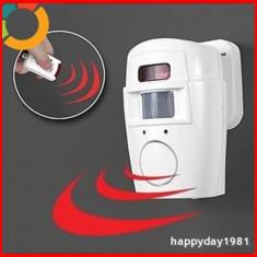 Alarma Casa Wireless Sistem de alarma Senzor De Miscare telecomanda MODEL NOU - Sisteme de alarma