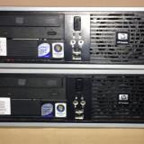 Sisteme HP Compaq Intel Core 2 Duo 3GHz 2GB DDR2 160GB HDD DVD