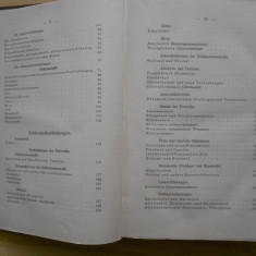 CARTE DE MEDICINA INTERNA - GERMANA - 1921