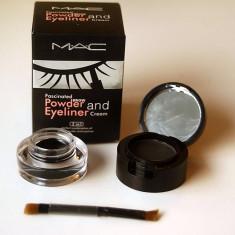 Tus Mac Powder and Eyeliner cream 2 in 1 - Tus ochi