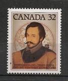 Canada.1983 400 ani Newfoundland   MC.533, Nestampilat