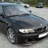 Splitere GT bara M tech 2 BMW E46 (din plastic ABS)