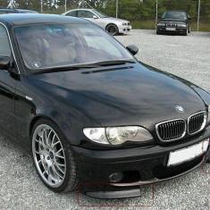 Splitere GT bara M tech 2 BMW E46 (din plastic ABS) - Bara Fata Tuning, 3 (E46) - [1998 - 2005]