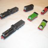 Ertl - Thomas and Friends - James, Percy, Diesel, Duck, Donald, Douglas