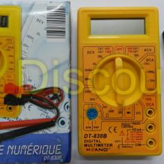 Multimetru DT-830B - PROMOTIE - Multimetre