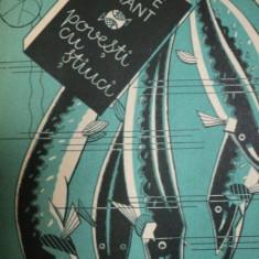 POVESTI CU STIUCI -PETRE GRANT, BUC. 1979
