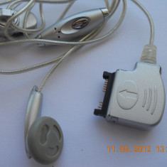 Căşti / Handsfree original NOKIA cu conector Pop-Port - Handsfree GSM
