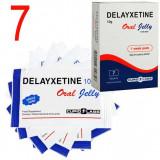 Delayxetine jeleu impotriva ejacularii precoce, Intarzierea ejacularii