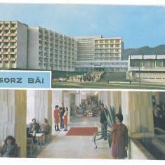7314 - Romania ( 371 ) - Bistrita Nasaud, SANGEORZ-BAI - postcard - used - 1976 - Carte Postala Transilvania dupa 1918, Circulata, Printata
