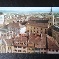 SEPT15-Vedere/Carte postala- Sibiu - Carte Postala Dobrogea dupa 1918, Necirculata, Printata