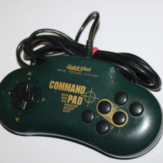 *RAR* Gamepad controller maneta Quickshot Command Pad pentru PC