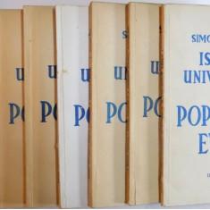 Istoria universala a poporului evreu / Simon Dubnow 8 volume format mare - Istorie