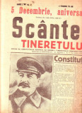 Ziarul Scanteia tineretului 1944 an 1 numarul 5
