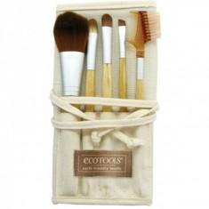 Pensule Machiaj Par Natural ECOTOOLS - Pensula make-up