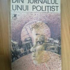 H6 Traian Tandin - Din jurnalul unui politist - Carte politiste