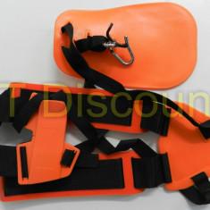 Ham universal spate motocositoare portocaliu