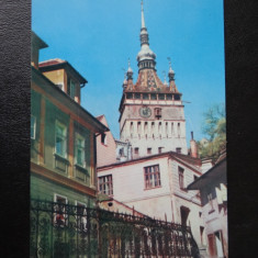 SEPT15-Vedere/Carte postala- Sighisoara - Carte Postala Dobrogea dupa 1918, Necirculata, Printata