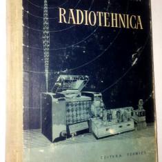 RADIOTEHNICA - I. P. JEREPTOV - 1956 - Ed. Tehnica - Carti Electronica