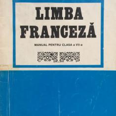 LIMBA FRANCEZA MANUAL PENTRU CLASA A VII-A - D. Popa-Scurtu, O. Coroama - Manual scolar didactica si pedagogica, Clasa 7, Didactica si Pedagogica, Limbi straine
