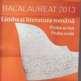 Limba Si Literatura  Romana  - Bacalaureat - Ionita