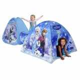 Cort Frozen 3 in 1 - Casuta copii