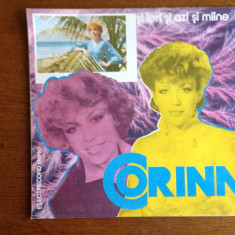 Corina Chiriac -vinil- Si ieri, si azi, si maine - Muzica soundtrack electrecord