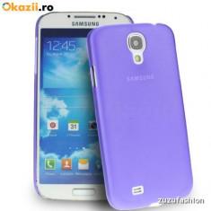Husa Samsung Galaxy S4 Mov - Husa Telefon Samsung, Plastic