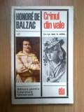 z2 Honore de Balzac - Crinul din vale