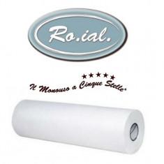 Rola cearceaf de unica folosinta pentr pt pat cosmetica medical, 60 cm/80m Roial