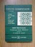 E1 Letopisetul Tarii Moldovei Precedat De O Sama De Cuvinte - Ion Neculce, 1984, Ion Neculce