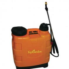 380310-Pompa manuala tip vermorel pentru stropit culturi si pomi, 20L Top Garden - Pompa pentru stropit