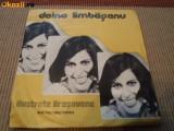 "Doina Limbasanu ilustrate brasovene disc single 7"" vinyl muzica usoara EDC 10745, VINIL, electrecord"