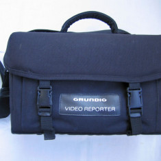Geanta foto-video Grundig 30x19x15 cm - Geanta Aparat Foto