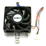 Cooler procesor AMD, ventilator 70mm, AM2/AM3, mufa 3 pin, garantie