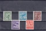 Cumpara ieftin ROMANIA 1937 LP 121  JOCURILE  BALCANICE  SERIE  MNH