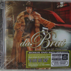 Da Brat - Limelite Luv & Niteclubz - Muzica Hip Hop arista, CD