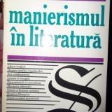 Manierismul in literatura an 1998/373pag- Gustav Rene Hocke