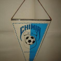 Fanion C.S. Chimia Rimnicu Vilcea - Fanion fotbal