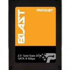 SSD Patriot Blast Series 120GB SATA-III 2.5 inch, SATA 3