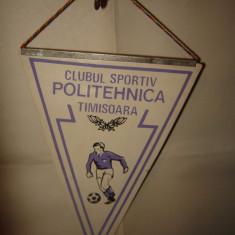 Fanion Clubul Sportiv Politehnica Timisoara