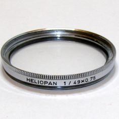 Filtru marire marca Heliopan 49 mm x0.75(112) - Filtru foto
