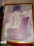Tablou nud scoala germana Reducere