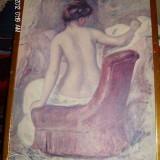 Tablou nud scoala germana reducere - Pictor strain, Ulei, Impresionism