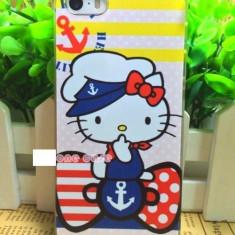 Husa iphone 5 5S SE Hello Kitty - Husa Telefon Apple, Plastic