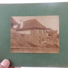 Lot de 10 fotografii cu orasul Reghin.A doua jumatate a anilor 1800.Reducere! - Fotografie, Alb-Negru, Cladiri, Romania pana la 1900