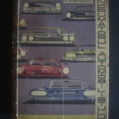 PAUL TEODORESCU * VIRGIL DUMITRESCU - INDRUMATORUL AUTOMOBILISTULUI {1963}