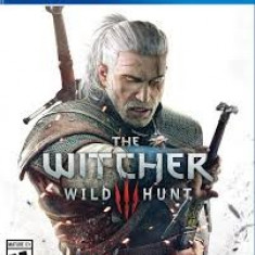 THE WITCHER PS4 - Jocuri PS4, Role playing, 18+, Single player